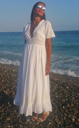 Maxi Dress Larissa Antica Sartoria