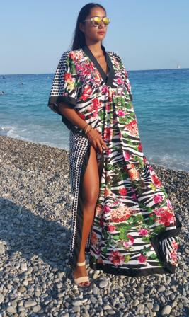 Maxi Dress Lorette Antica Sartoria