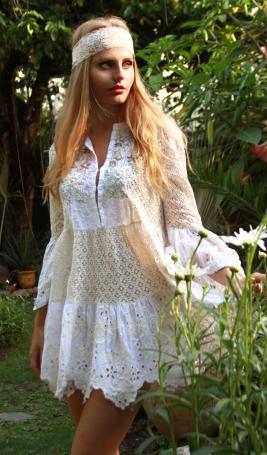 Tunique Lili Rose Antica Sartoria