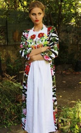 Maxi Dress Lorelina Antica Sartoria