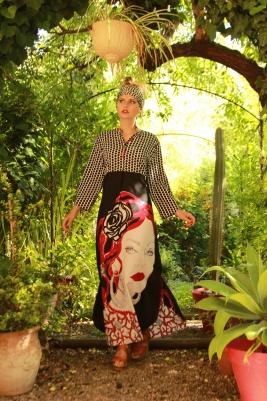 Maxi Dress Lucia